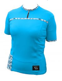 Ladies Bella Top Turquoise