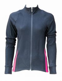 Ladies Slinky Jacket, Black