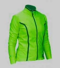 Ladies Thermo Bike Jacket, Flo Green