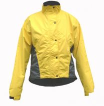 Ladies X-Elle Waterproof Cycling Jacket